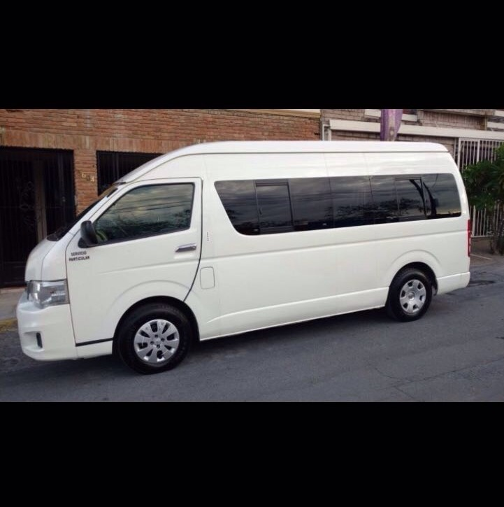 14person luxury vehicle mexico city transport