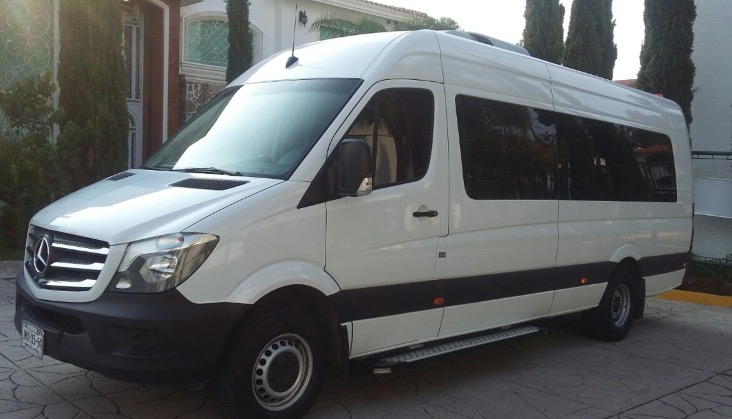 transport for large PRIVATE group visit teotihuacan stylewalk private tour vehicles