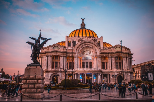 Afbeeldingsresultaat voor Mexico City's Historic Center