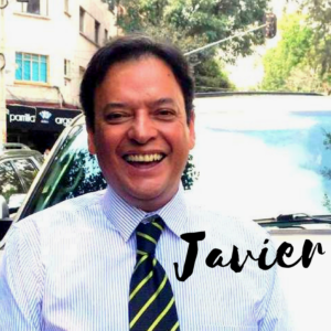 Javier - Stylewalk MX guide & Transport Director Best History guide of Mexico City