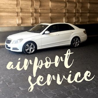 secure private transport to airport