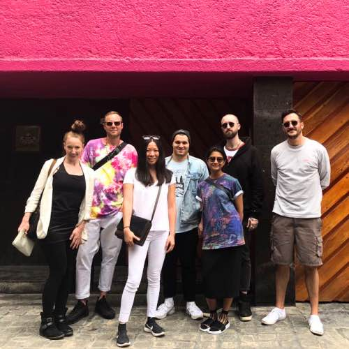 luis barragan house for nike think tank tour mexico city