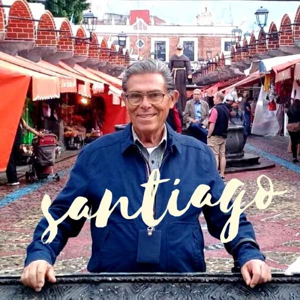 mexico city highlights city tour guide Santiago senior