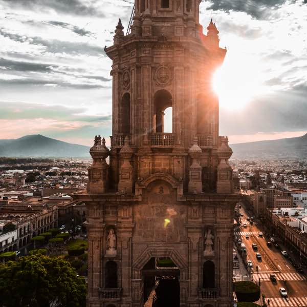 mexico city cathedral 3