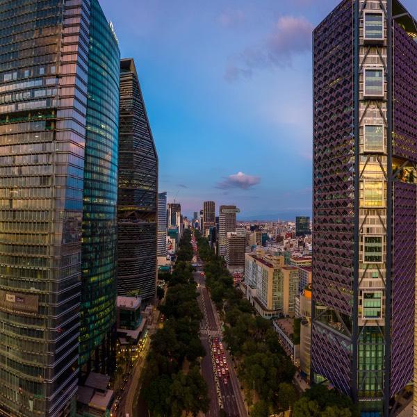 mexico architecture modern