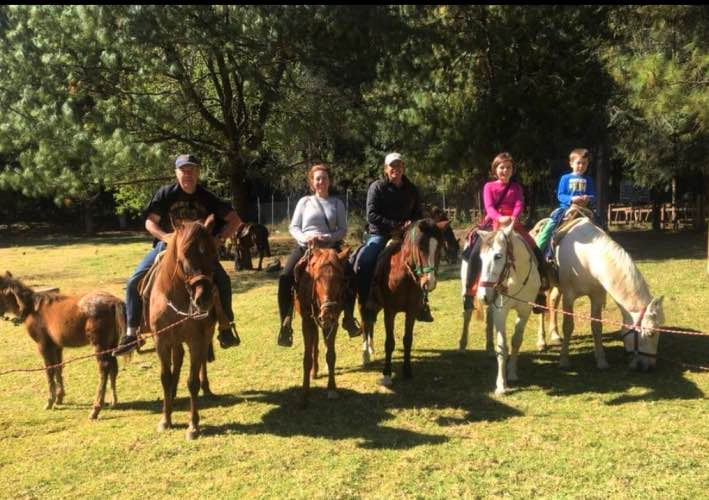 horse ride monarch butterfly migration mexico city private tour photographer nature lover mexico